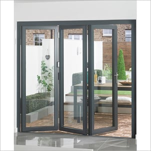 3 Panel Folding Doors