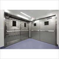 Industrial Stainless Steel Doors