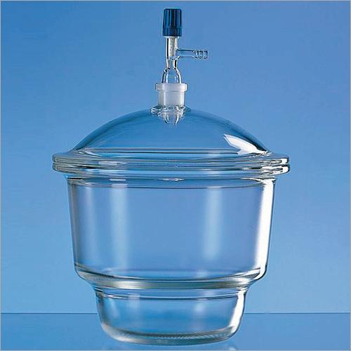 Global Glass Vacuum Desiccator