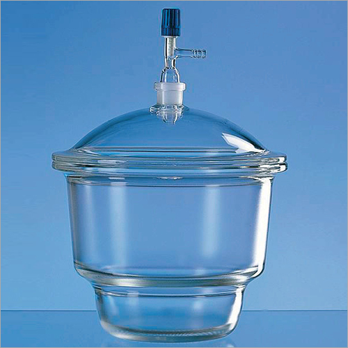 Glass Vacuum Desiccator