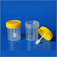 Plastic Stool Container
