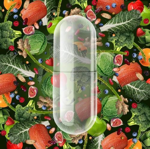 Natural Vitamin Tablets