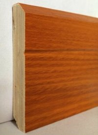 wood skirting,Solid wood baseboard