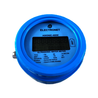 ASIONIC 400W - Battery Operated Ultrasonic Water Meter