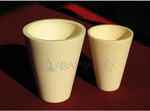 Conical Crucible (Alumina Wares)