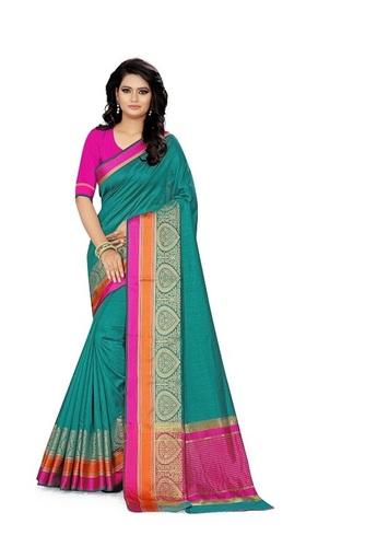Vishakha Art Banarasi Silk Wooven