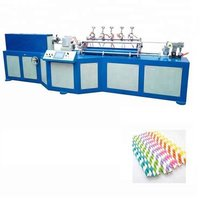 Fully Automatic Straw Making Machine