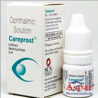 Careprost Bimatoprost Ophthalmic Eye Drops