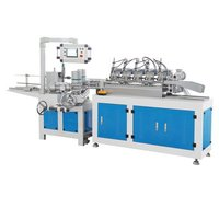 High speed flexible drinking Paper straw making machine