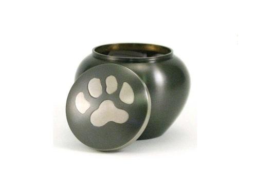 Odyssey Paw Print Slate Pet Small- New