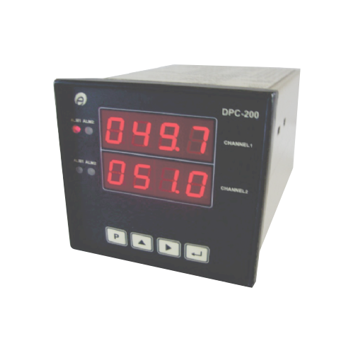 DPC 200 - Dual Input Process Indicator