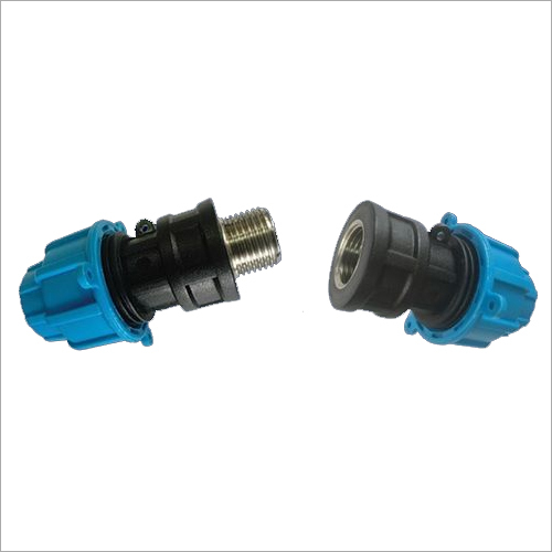 compression  Adaptor Male / female