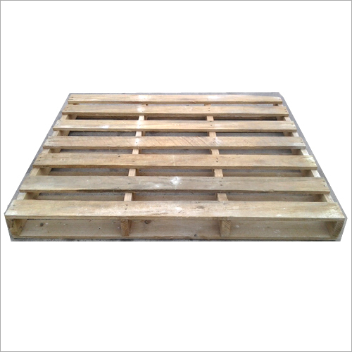Double Deck Wooden Pallets