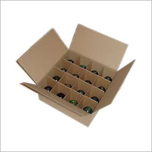 Corrugated Divider Packaging Box