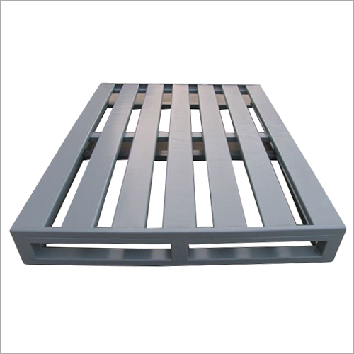 4 Way Double Deck Steel Pallets