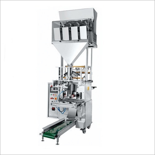 Four Head Linear Pouch Packing Machine