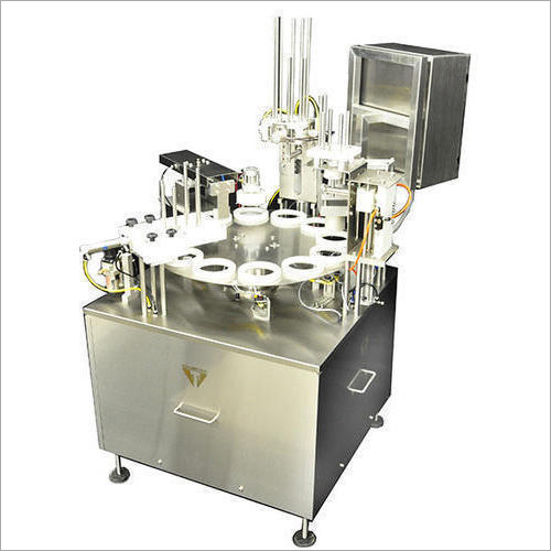 Automatic Cup Filler Machine