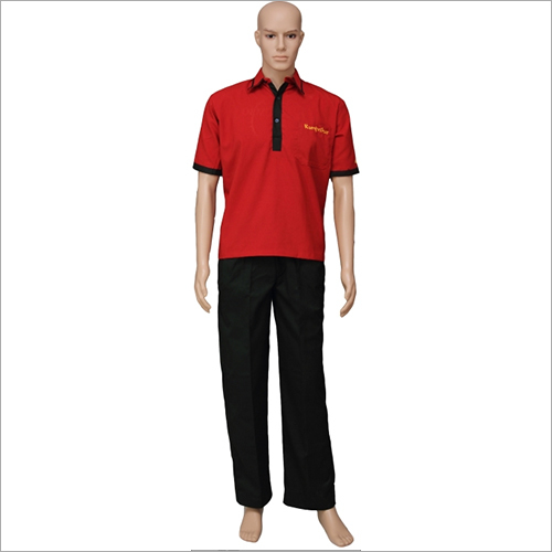 Fast Food Restaurant Waiter Work Uniforms