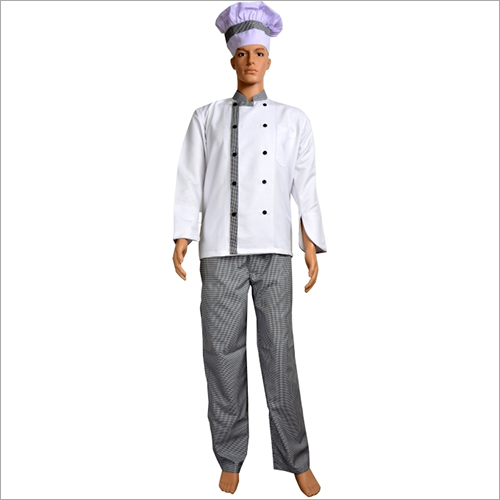 Hotel Senior Chef Uniform
