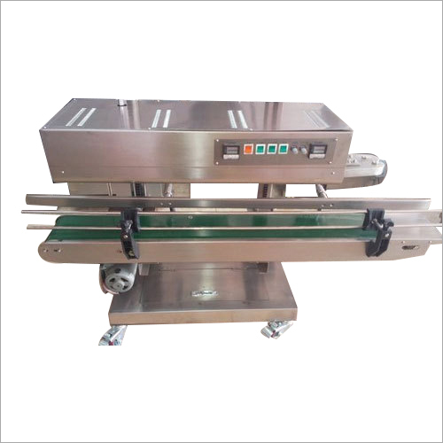 Mini Pouch Sealing Machine