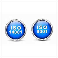 ISO 14001 9001 Certification Service