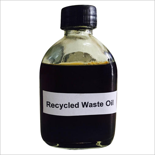 Recycled Waste Oil