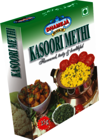 Kasoori Methi Powder