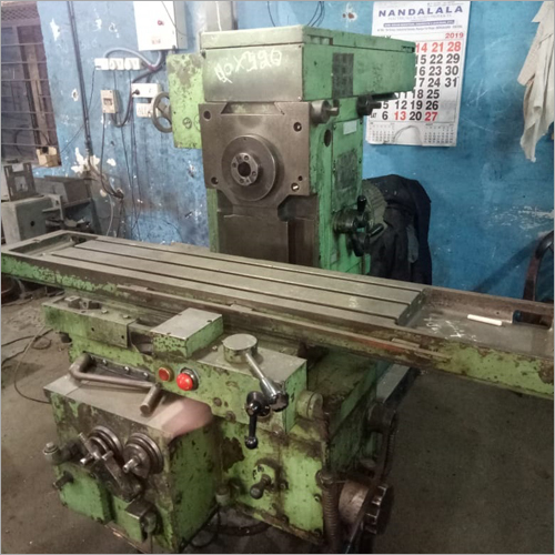 Industrial Milling Machine Job Work
