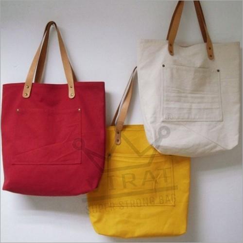 Plain Cotton Bag
