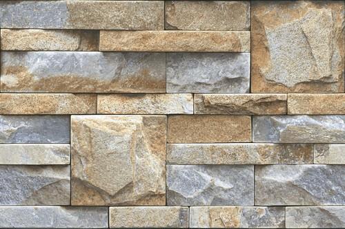 Living Room Elevation Tiles