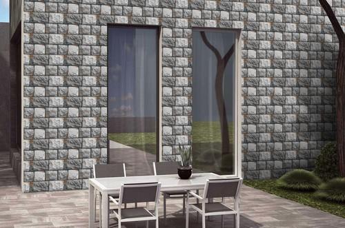 Matt High Depth Elevation Fancy Wall Tiles