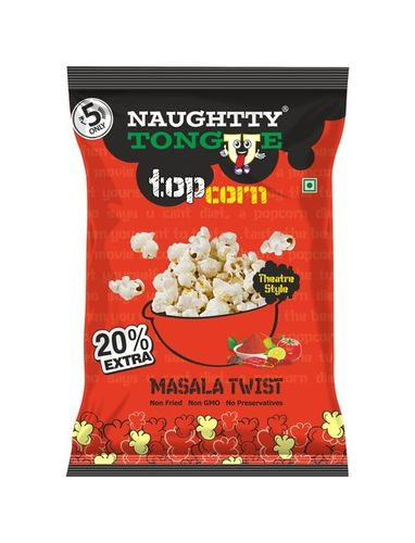 Naughty Tongue Masala Twist Popcorn