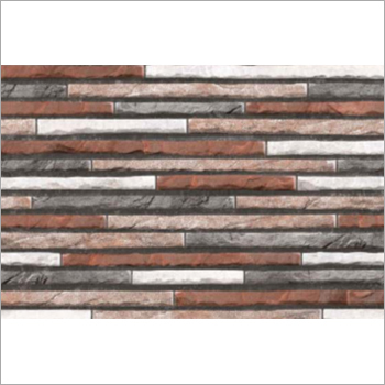 Matt High Depth Elevation Fancy Wall Tiles