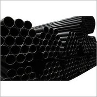 MS ERW Black Pipes