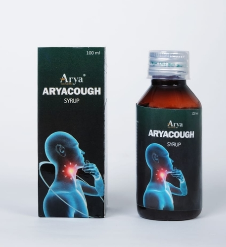 Arya Cough Syrup