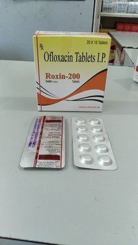 Ofloxacin Tablet 200 mg