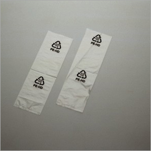 Silicon Free HDPE Bag