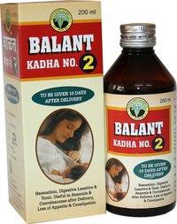 Balant Kadha No.2
