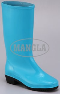 Mercury Yellow Rainboot