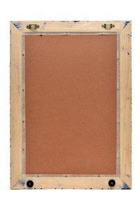 Rectangle Shape Wooden Photo Frame