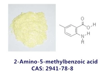 2-AMino-5-Methylbenzoic aci,5-Methyl Anthranilic Acid -- CAS #: 2941-78-8