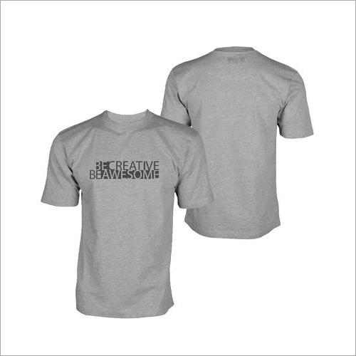 Mens Cotton Promotional T Shirt