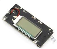 Digital Dual USB 5V 18650 Battery Charger PCB Module