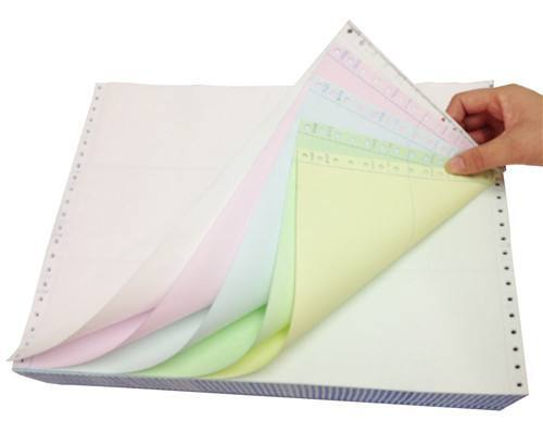 NCR Paper, Carbonless Copy Paper Exported Grade CB, CFB, CF paper