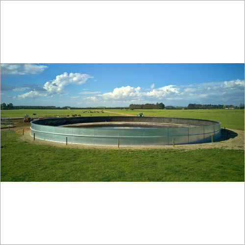 Effluent Storage Tank