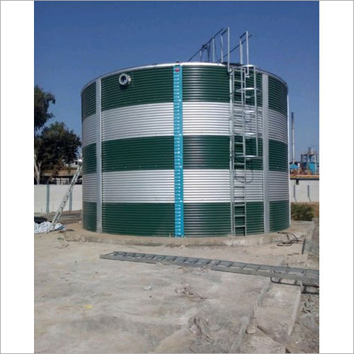Effluent Treatment Storage Tank