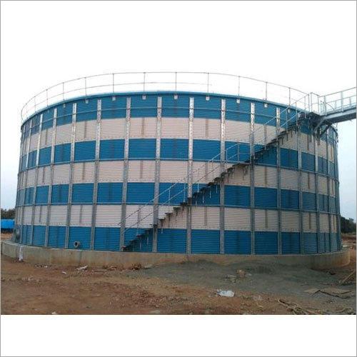 Zinc Aluminium Storage Tank