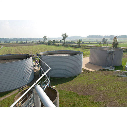 Sewage Treatment Plants Storage Tank