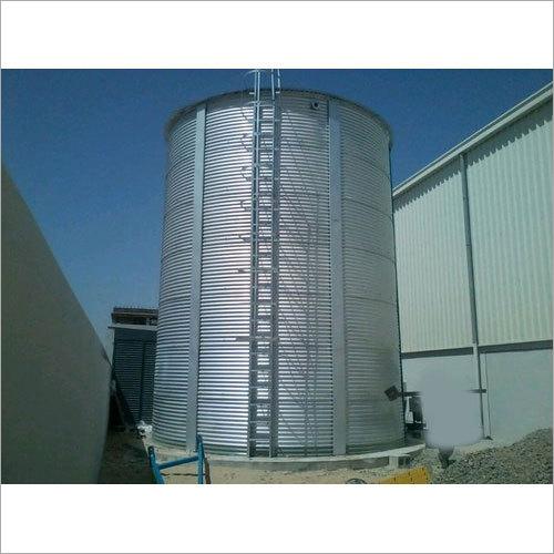 Zinc Aluminium Water Storage Tank