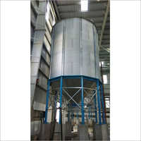 Steel Hopper Bottom Silo
